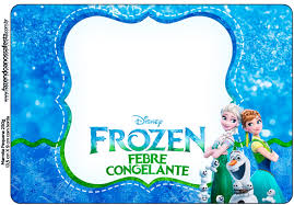 Excepcional Marmitinha Frozen Febre Congelante - Fazendo a Nossa Festa @PU95