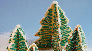 christmas tree cookie forest food network