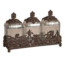 bronze kitchen canisters glass canisters burnished bronze kitchen storage
