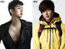 film drama korea lee min ho battle of fusion historical dramas lee jun ki vs lee min ho soompi