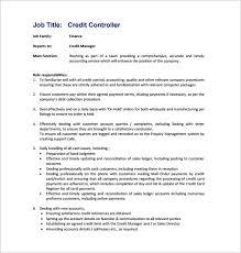 controller job description job brief financial controller job