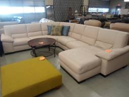 Spencer Leather Sectional Sofa Spencer Leather Sectional Sofa Glif Org