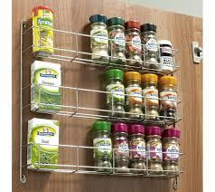 Cabinet Door Mounted Spice Rack Spice Rack Storage Spice Rack Drawers For Cabinet Door Mounted