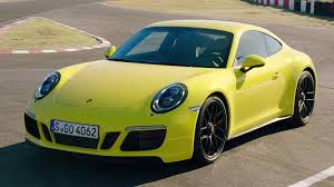 porsche carrera 2017 2017 porsche 911 carrera gts racing yellow awesome drive 450 hp