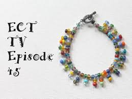 make beads bracelet images How to make a bead dangle emerging creatively jewelry tutorials jpg