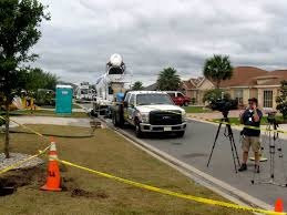Sinkhole Map Of Florida by Sinkhole In Village Of Buttonwood Has Entire Neighborhood On Edge
