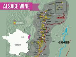 France On A Map by Alsace Wine Region A Guide For Enthusiasts Wine Folly