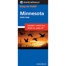 Minnesota book travel images Maps atlases travel maps guides u s maps guides jpg