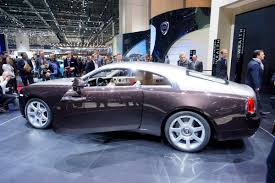 rolls royce 80s the wraith is rolls royce u0027s idea of a high performance fastback coupe