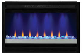 decoration lovely embedded electric fireplace insert heater