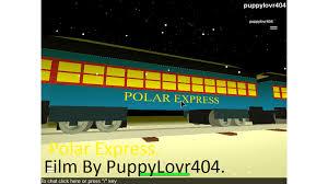 the polar express trip soon take us ticket roblox