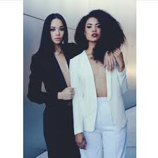 pants girls in suits high waisted dress pants model asiadee