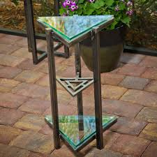 Triangle Accent Table Tri Tangle Accent Table Boltz Steel Furniture