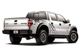Ford Pickup Raptor 2010 - ford begins offering graphics on the 2011 f 150 svt raptor the