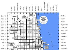 chicago zip code map chicago zip codes map chicago map of zip codes with 1024 x 746