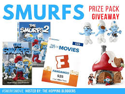 smurfs the lost village wallpapers a geek daddy smurfs the lost village prize pack giveaway