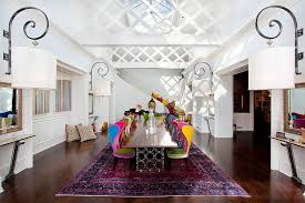 Eclectic Dining Room Chairs Visual Feast 25 Eclectic Dining Rooms Drenched In Colorful