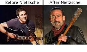 Nietzsche Meme - before nietzsche after nietzsche meme on sizzle