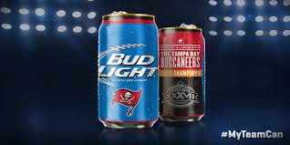 where can i buy bud light nfl cans the ta bay buccaneers super bowl edition bud light nfl can
