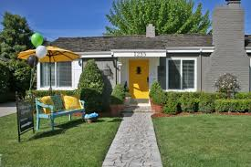 15 yellow front door designs to inspire shelterness