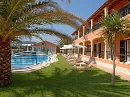 luxury apartment inside pool villa close to sidari magoulades