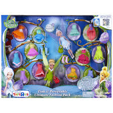 disney fairies tink u0026 periwinkle sister share n u0027 wear 20 pieces