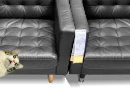 Ikea Kivik Leather Sofa Review Karlstad Discontinued Welcome Landskrona Sofa Review