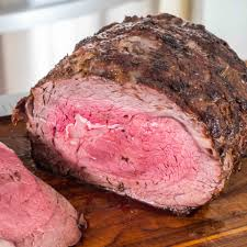Salt Crusted Beef Tenderloin by Rotisserie Ribeye Roast With Herb Crust Dadcooksdinner