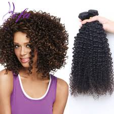 jheri curl weave hair 6a virgin indian kinky curly double weft hair extensions weave