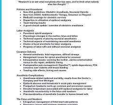 curriculum vitae sle for nursing student nurse anesthetistesume breathtaking nursing anesthesia exle cv