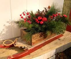 country christmas centerpieces the 25 best sled decor ideas on sled winter porch