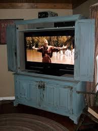 mahogany wood black glass panel door under kitchen cabinet tv