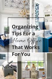 Organizing Your Home Office by Maximizing Your Home Office Helena Alkhas