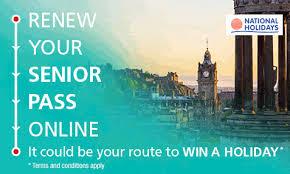 apply for a money saving west senior travel pass