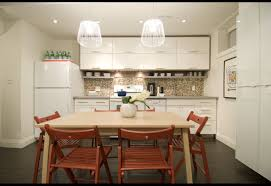 red and white kitchen income property photos hgtv canada