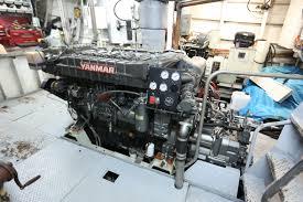 yanmar chosen for trawler u0027s two repowers 200 000 hours apart