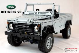 lego land rover discovery lego moc 0580 land rover defender 110 technic 2012 rebrickable