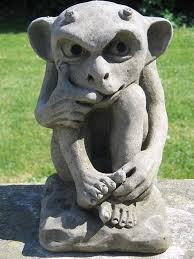 10 best gargoyle statues images on garden statues