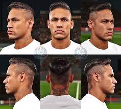 namar jr hairc best neymar jr hairstyle pes 2016 neymar face revealed by konami