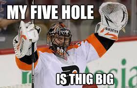 Hockey Goalie Memes - four fantasy hockey footnotes weeks 8 9 the underachiever beer