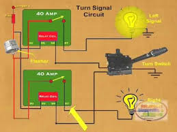 how to make a relay turn signal youtube