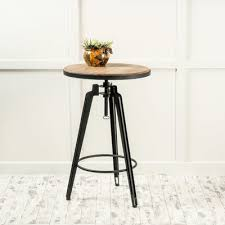 home loft concepts dillashaw pub table u0026 reviews wayfair