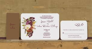 Wedding Invitations Rustic Rustic Modern Floral Wedding Invitations Rustic Floral Wedding