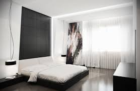 Beautiful Color Accent Black And White Bedrooms With A Splash Of Color Home Decor