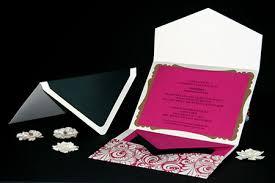 Pocket Invitations Pocket Invitations Style C Www Paperpresentation Com