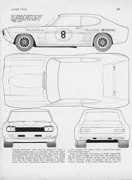 drift cars drawings redster design fabien rougemont