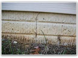 Block Basement Wall Repair by Cracked Block Foundation Repair Jes Foundation