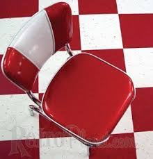 Retro Red Kitchen Chairs - 22 best vintage kitchen table and chairs images on pinterest