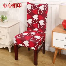 compare prices on red dining chair covers online shopping buy low