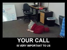 Sleep At Work Meme - your call is very important